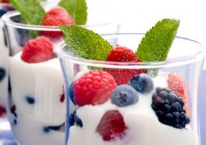 Крахмал, используемый для загустения йогурта содержит натуральную основу – кукурузу